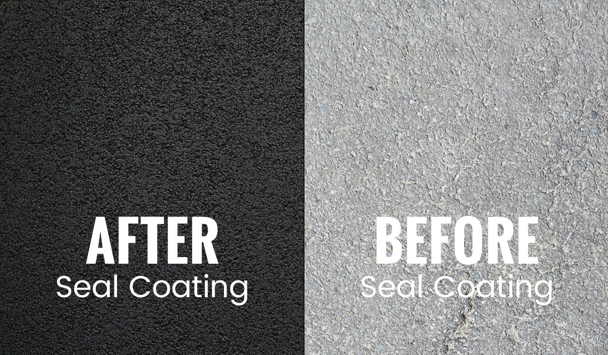 Different Types of Blacktop Sealers