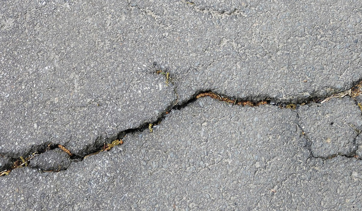 Asphalt Cracks
