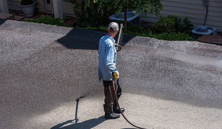 Success Stories: How One Veteran Started His Own Asphalt Maintenance Company