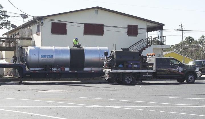 Spot tanker deliveries