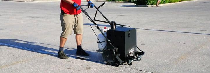 RY10 PRO Crack Cart for Repairing Cracks