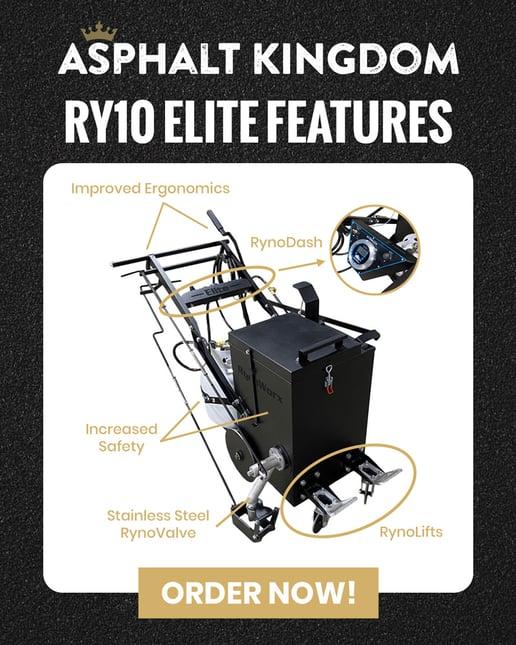 RY10 Elite Features