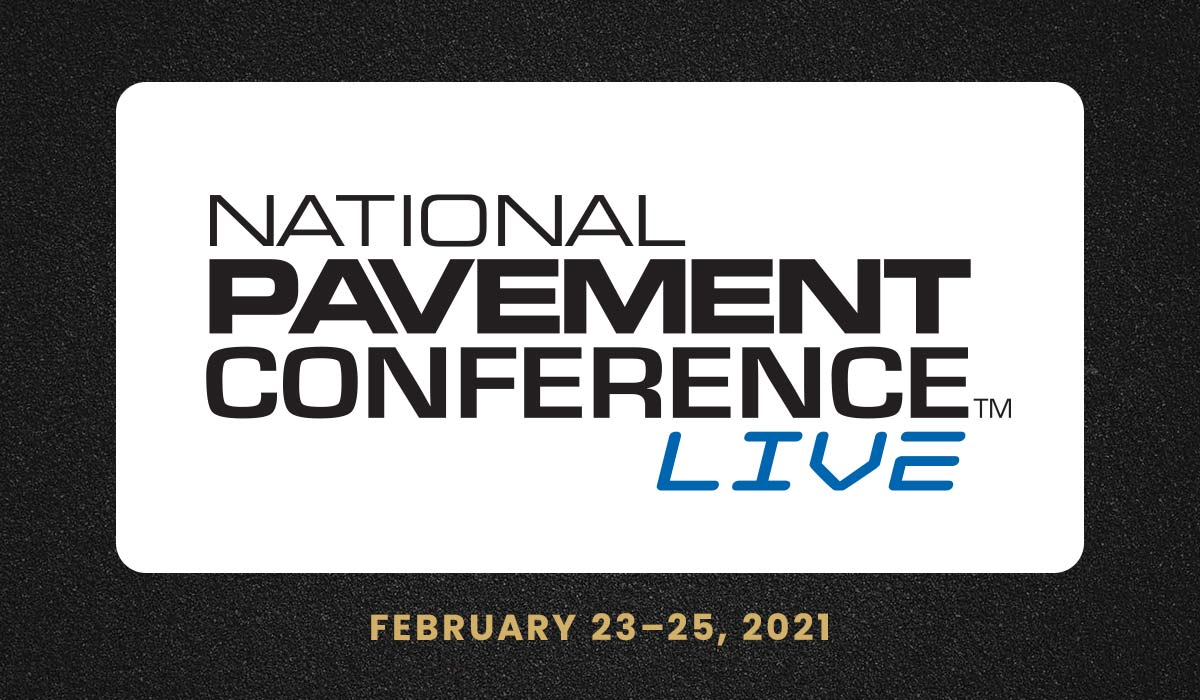 National Pavement Expo 2021 Digital Edition