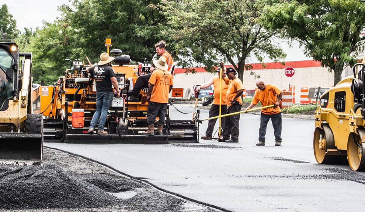Asphalt Maintenance Season Winding Down: Do You Have The Supplies You Need To Finish Strong?