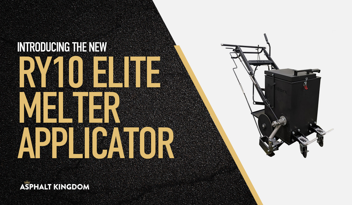 Introducing the New RY10 Elite Melter Applicator