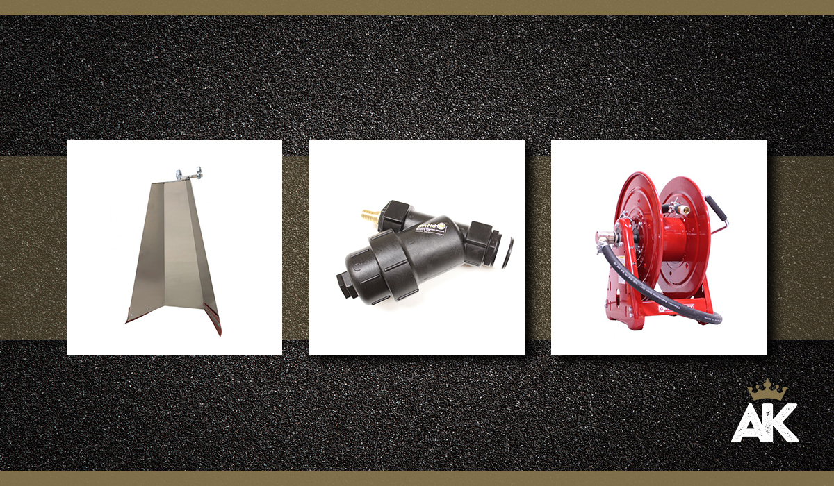 Best Accessories for Your Sealcoating Equipment