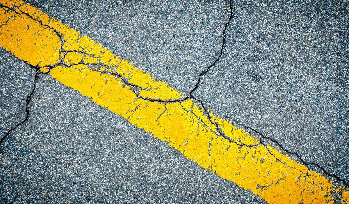When Should I Repair Cracks in My Asphalt Surface?