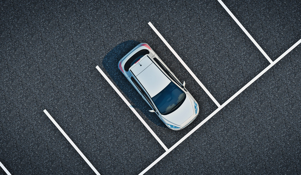 How Restriping Your Parking Lot Benefits Your Property