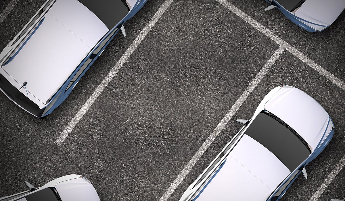 What Are the Standard Dimensions of a Parking Space?