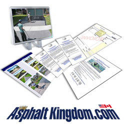 Free asphalt marketing package
