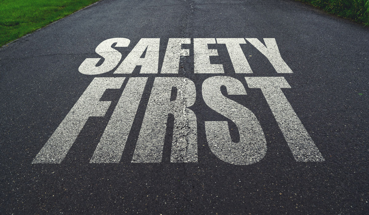 Sealcoating and Crack Repair Safety Checklist