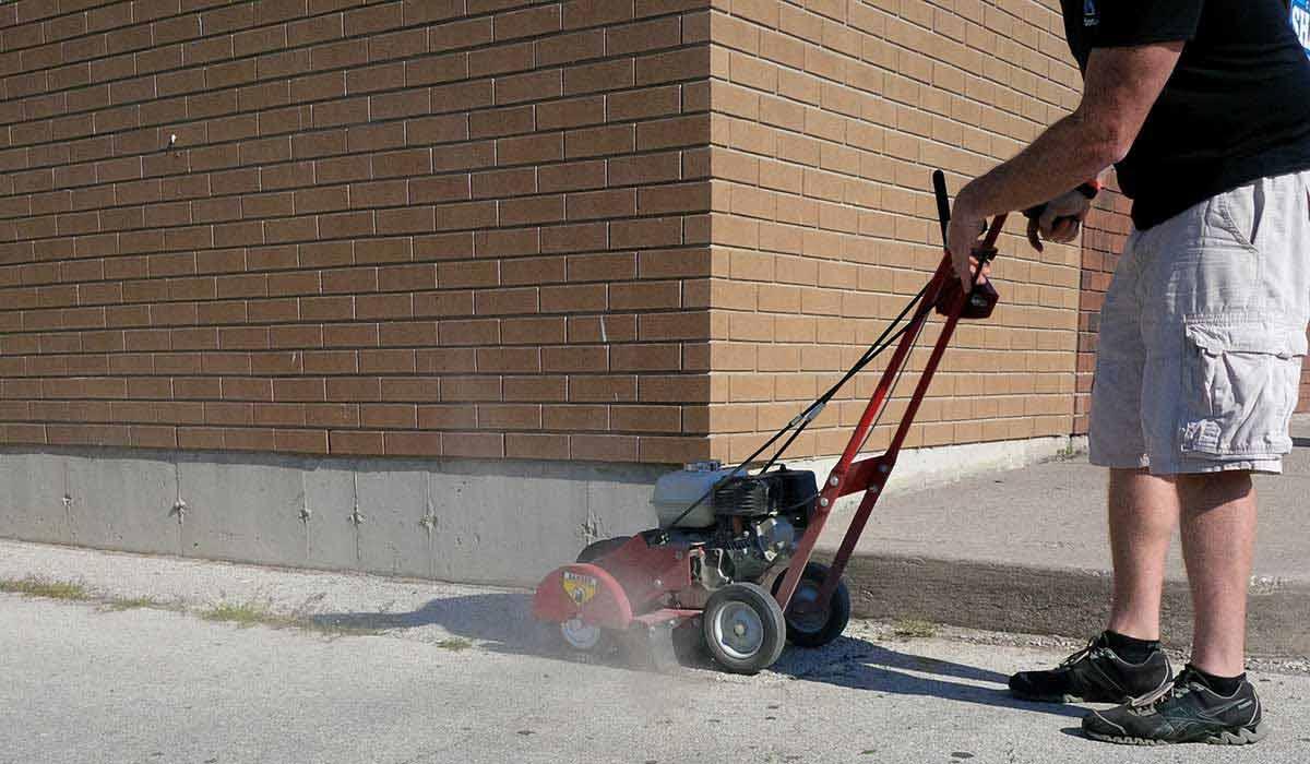Asphalt Surface Preparation Tools & Equipment
